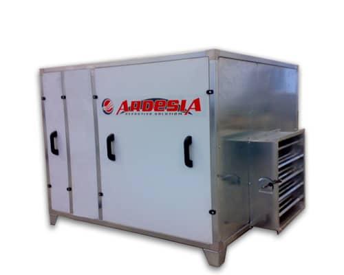 Gruppo di pressurizzazione a temperatura ambiente AM