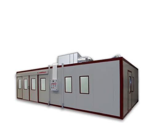 Impianto di essiccazione pressurizzato Ardesia Box