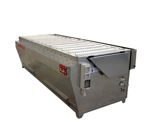 Banco di aspirazione polveri Dust Table E