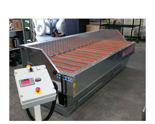BBanchi di aspirazione polvere altezza variabile Dust Table Lift