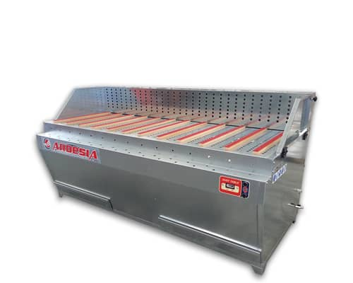 Banco di aspirazione polveri Dust Table M