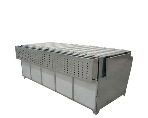 Banchi di aspirazione polveri Dust Table M