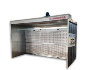 Impianto di verniciatura a secco Karbon