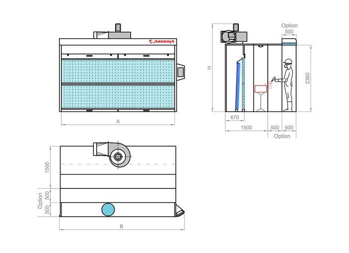 Karbon schema tecnico