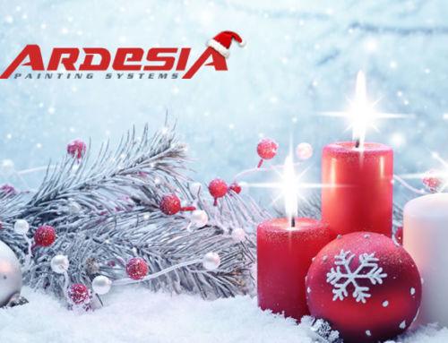 Chiusura festività natalizie ARDESIA