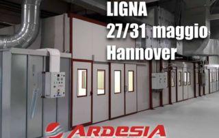 Fiera Ligna 2019 Hannover (Germania)