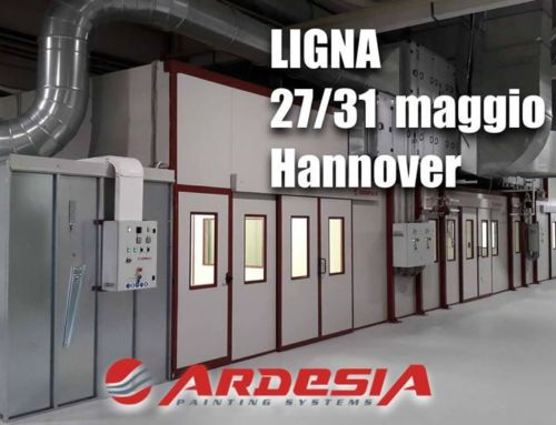 Fiera LIGNA 2019 Hannover (Germania)