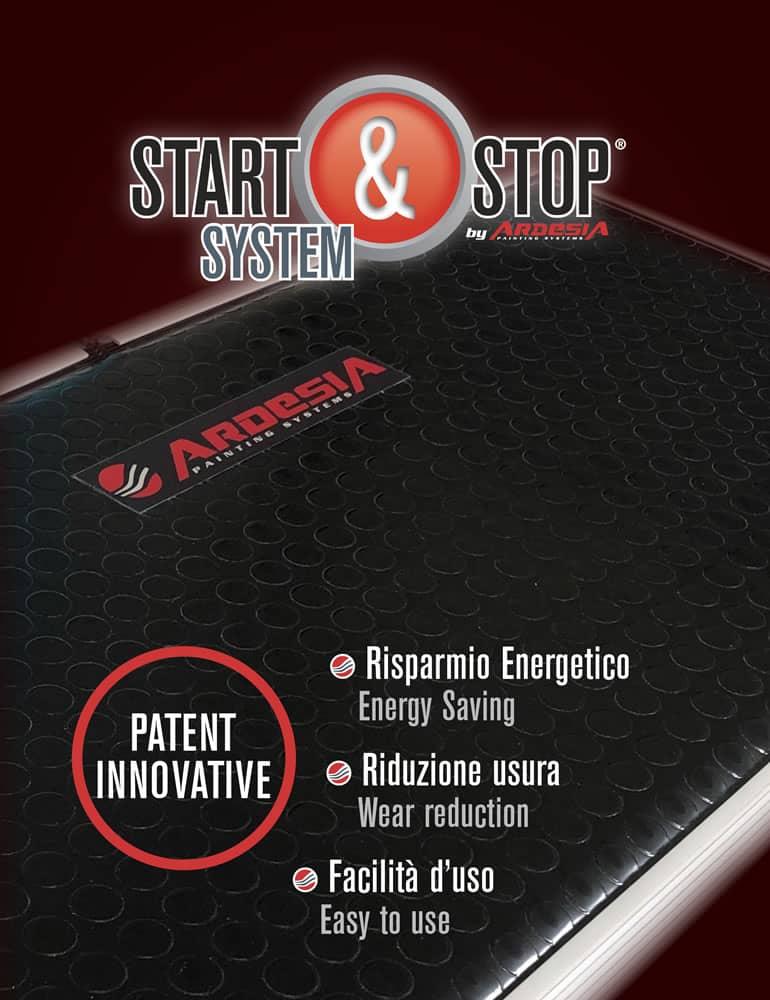 Start&Stop System innovativo sistema di auto accensione e spegnimento temporizzato