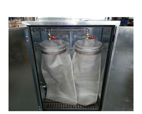 Impianti di verniciatura a velo di acqua Plus