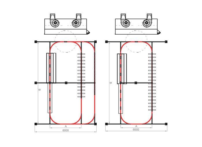 Velox schema tecnico
